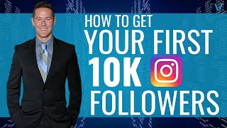 Download How To Get Your First 10,000 Instagram Followers (Without Buying Them), John Lincoln Video