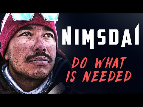 """The Toughest Man Alive: Nimsdai  """"I Would Rather Die Than Be A Coward"""""""