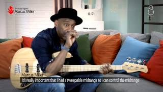 Download Marcus Miller signature Bass guitar Interview with Sire guitars Video