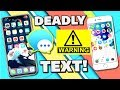 Download Effective Power iOS 11? - This Text Will CRASH/FREEZE ANY iPhone (iMessage Prank) Video