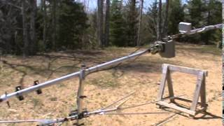 Download Tip over antenna mast Video