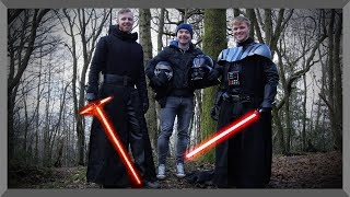 Download KYLO REN vs DARTH VADER | Bloopers & Making of Video