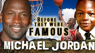 Download MICHAEL JORDAN - Before They Were Famous Video