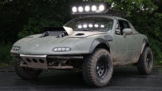 Download Building a Supercharged Offroad Miata in 6 Minutes! Video