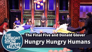 Download Hungry Hungry Humans with the Final Five and Donald Glover Video