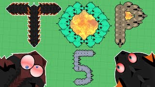 Download MOPE.IO - 99% IMPOSSIBLE KILL! ELEPHANT DESTROYING/TROLLING ALL ANIMALS! (Mope.io) Video