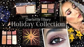 Download ✨NEW✨Charlotte Tilbury Holiday Collection 2019  Tutorial, Comps & Review Video