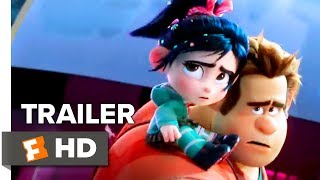 Download Ralph Breaks the Internet Trailer #2 (2018) | Movieclips Trailers Video