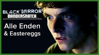 Download Black Mirror Bandersnatch: Alle Pfade & Eastereggs Video