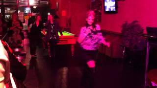 Download Carolyn's karaoke attempt Video