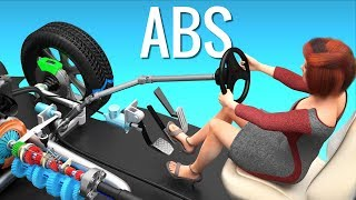 Download Understanding Anti-lock Braking System (ABS) ! Video