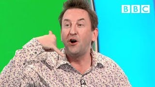 Download Did Lee Mack Donate an unusual item to the British Lawnmower Museum? | Would I Lie to You? - BBC Video
