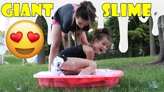 Download Making 150 Pounds of Slime 😍   Bratayley Video