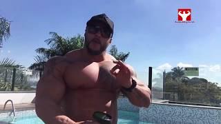 Download Real Life Brazilian Hulk - Bruno Moraes Motivation Video