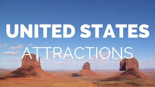 Download 10 Top Tourist Attractions in the USA - Travel Video Video