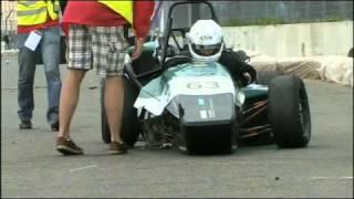 Download Aixtreme Racing FH Aachen - FSG 2010 Hockenheim CRASH - AIX FS 610 Video