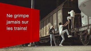 Download Ne grimpe jamais sur les trains! Video