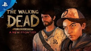 Download The Walking Dead: The Telltale Series – A New Frontier Launch Trailer | PS4, PS3 Video