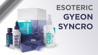 Download New Product - How to Use GYEON Syncro by ESOTERIC Car Care Video