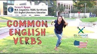 Download Common English Verbs💃🏻🏃🏻♀️🚶♀️🤷🏻♀️ Động Từ Tiếng Anh Thông Dụng Nhất || Verbos comunes 🇺🇸 Video