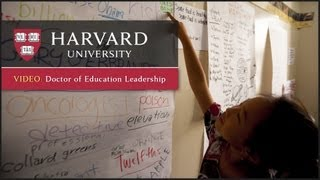 Download Leadership in Education: Re-Imagining Learning | One Harvard Video