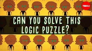 Download The famously difficult green-eyed logic puzzle - Alex Gendler Video