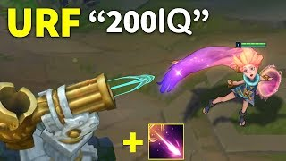 Download 10 Minutes of ″Best URF Fun Moments″ in LOL Video