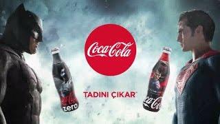 Download Batman Mi? Superman mi? - Coca-Cola #TadınıÇıkar Video