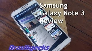 Download Samsung Galaxy Note 3 - SM-N9005 - Análise e Testes Video