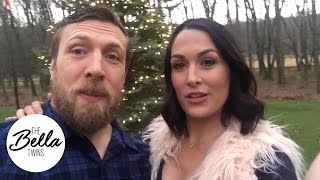 Download Thanksgiving Day with Brie and Daniel Bryan (Brie goes into a food coma!) Video