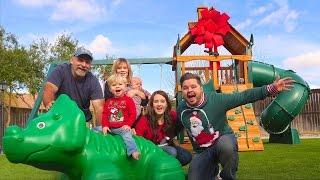 Download HUGE CHRISTMAS SURPRISE! Video