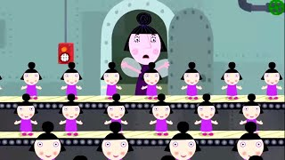 Download Ben and Holly's Little Kingdom | Nanny's Mini Mees | Kids Videos Video