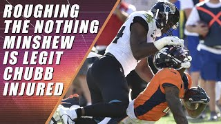 Download Fournette, Minshew & Roughing the Passer Kill The Broncos Video