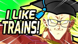 Download Broly Master Class! Dragon Ball FighterZ Video
