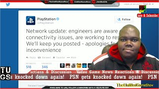 Download PSN attacked again! PSN Down on PS3, PS4, PS Vita DDOS Attack LizardSquad Video