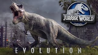 Download JURASSIC WORLD EVOLUTION! - TRAILER | REVIEW/THOUGHTS Video