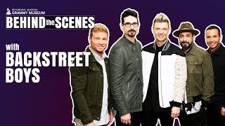 Download Backstreet Boys On Their GRAMMY Museum ″Experience,″ 'Millennium,' & DNA Tour | GRAMMY Museum Video