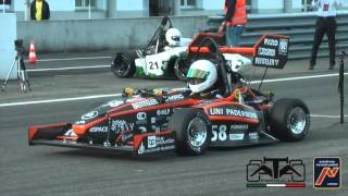 Download FORMULA SAE ITALY 2015 Acceleration Video