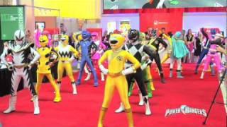 Download Power Rangers | Power Rangers Swarm Video
