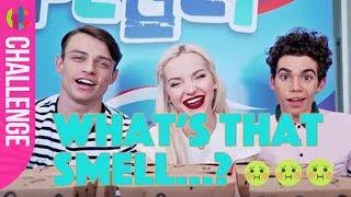 Download Disney Descendants Cast Do The Smell Challenge!!! Video