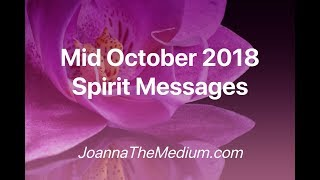 Download October 14/2018 - Moon Enters Capricorn - Spirit Messages Video