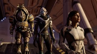 Download Mass Effect Andromeda Game Awards Gameplay Demo in 4K Video