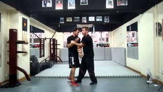 Download Sifu Chris Collins Teaching Wing Tsun Private lesson Video