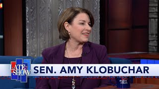 Download Sen. Amy Klobuchar On Her Duty As A Juror In A (Potential) Trump Impeachment Trial Video