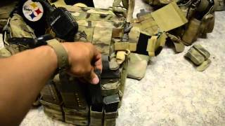 Download Crye Precision AVS Plate Carrier in Afghanistan Video
