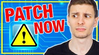 Download ⚠️Your CPU Is Spying On You! Patch it Now! (Intel CPU Exploit Found) Video