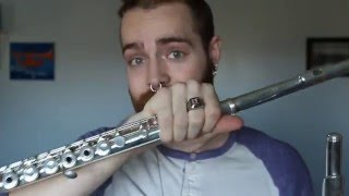 Download Flute Talk: New Flute, Old Flutes, and Advice on Choosing a Flute [8BitBrigadier] Video