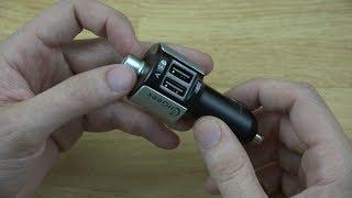 Download CHGeek Car Radio Adapter with Wireless Bluetooth FM Transmitter! Video