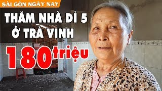 Download Đi Trà Vinh thăm nhà Dì 5 xây để đón 'đứa con xa lạ' anh Hóa về nuôi Video