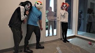 Download WE SCARED THE PIZZA DELIVERY GUY! Video